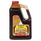 Kikkoman Teriyaki Baste and Glaze with Honey and Pineapple - (6) 5 lb. Containers / Case   - 6/Case