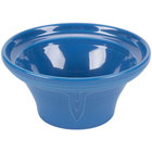 Homer Laughlin 431337 Fiesta Lapis 1.25 Qt. Hostess Serving Bowl - 4/Case