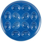 Homer Laughlin 724337 Fiesta Lapis 11 1/4 inch Egg Tray - 4/Case