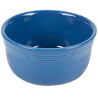 Homer Laughlin 723337 Fiesta Lapis 24 oz. Gusto Bowl - 6/Case