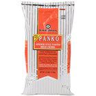 Kikkoman Panko Japanese Style Toasted Bread Crumbs 2.5 lb. Bag   - 6/Case