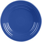 Homer Laughlin 465337 Fiesta Lapis 9 inch Luncheon Plate - 12/Case