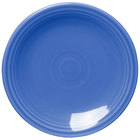 Homer Laughlin 464337 Fiesta Lapis 7 1/4 inch Salad Plate - 12/Case