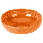 Homer Laughlin 1459325 Fiesta Tangerine 68 oz. Large Bistro Bowl - 4/Case