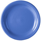 Homer Laughlin 1461337 Fiesta Lapis 6 5/8 inch Round Appetizer Plate - 12/Case