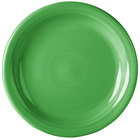 Homer Laughlin 1461324 Fiesta Shamrock 6 3/4 inch Round Appetizer Plate - 12 / Case