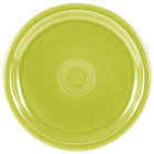 Homer Laughlin 749332 Fiesta Lemongrass 9 inch Round Healthcare China Plate - 12/Case
