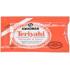 Kikkoman Teriyaki Marinade & Sauce - (200) 6 mL Packets / Case - 200/Case