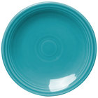Homer Laughlin HL463107 Fiesta Turquoise 6 1/8 inch Round China Bread and Butter Plate - 12/Case