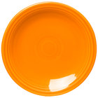 Homer Laughlin 463325 Fiesta Tangerine 6 1/8 inch Round China Bread and Butter Plate - 12/Case