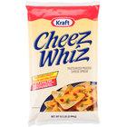 Kraft CHEEZ WHIZ 6.5 lb. Cheese Spread   - 6/Case