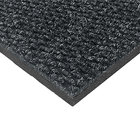Cactus Mat 1082M-L35 Pinnacle 3' x 5' Vibrant Charcoal Upscale Anti-Fatigue Berber Carpet Mat - 1 inch Thick