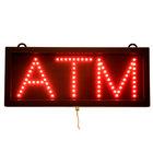 Aarco ATM10S ATM LED Sign
