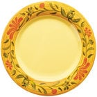 GET WP-12-VN Venetian 12 inch Wide Rim Plate - 12/Case