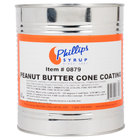 Peanut Butter Ice Cream Cone Shell Dip - #10 Can