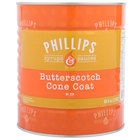 Phillips Butterscotch Ice Cream Shell Coating - #10 Can