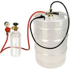 Micro Matic EZ-TAP-H-LC Keg Party Dispensing System with Plastic Squeeze-Trigger Faucet - D System
