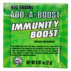 Big Train 2 gram Add-A-Boost Immunity Boost Dietary Supplement Packets - 100/Pack