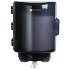 San Jamar T420TBK Center Pull Towel Dispenser - Black Pearl