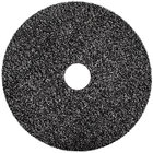 3M 7300 11 inch Black High Productivity Stripping Floor Pad - 5/Case