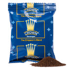 Crown Beverages Emperor's Blend Coffee - (80) 2 oz. Packets / Case