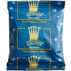 Crown Beverages 2 oz. Emperor's Blend Coffee Packet   - 80/Case
