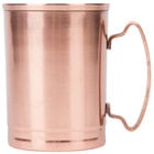 World Tableware CMM-200 14 oz. Moscow Mule Cup with Copper Finish