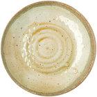 Carlisle GA5500170 Gathering 11 inch Adobe Round Melamine Plate - 12/Case