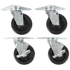 Blodgett 5779 5 inch Plate Casters - 4 / Set