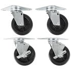 Blodgett 5779 5 inch Plate Casters - 4/Set