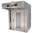 Doyon SRO2G Natural Gas Double Rotating Rack Bakery Convection Oven - 208V, 1 Phase, 275,000 BTU