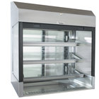 Dry and Refrigerated Bakery Cases