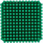 Nemco 57417-3 1/2 inch Green Push Block