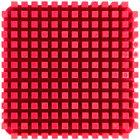 Nemco 57417-1 1/4 inch Red Push Block