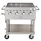 Backyard Pro C3H830 30 inch Stainless Steel Liquid Propane Outdoor Grill