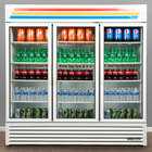 3 Section Refrigerators