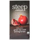 Steep By Bigelow Organic Green Tea with Pomegranate   - 20/Box