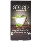 Steep By Bigelow Organic English Breakfast Tea - 20/Box