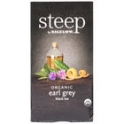 Steep By Bigelow Organic Earl Grey Tea - 20/Box