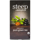 Steep By Bigelow Organic Pure Green Tea   - 20/Box