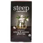 Steep By Bigelow Organic Oolong and Jasmine Green Tea   - 20/Box