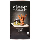 Steep By Bigelow Organic Chai Black Tea   - 20/Box
