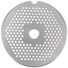 Globe L00772 #12 Meat Grinder Plate - 1/16 inch