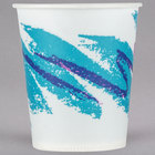 Dart Solo R53-00055 Jazz 5 oz. Wax Treated Paper Cold Cup - 3000/Case