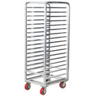 Channel AXD1818 18 Pan End Load Bun / Sheet Pan Rack - Assembled