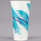 Dart Solo RS22N-00055 Jazz 22 oz. Wax Treated Paper Cold Cup - 1000/Case