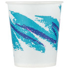 Dart Solo R53-00055 Jazz 5 oz. Wax Treated Paper Cold Cup - 100/Pack
