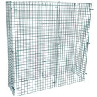 "Regency NSF Green Wire Security Cage - 18"" x 60"" x 61"""