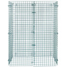 Regency NSF Green Wire Security Cage - 24 inch x 48 inch x 61 inch