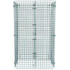 Regency NSF Green Wire Security Cage - 24 inch x 36 inch x 61 inch